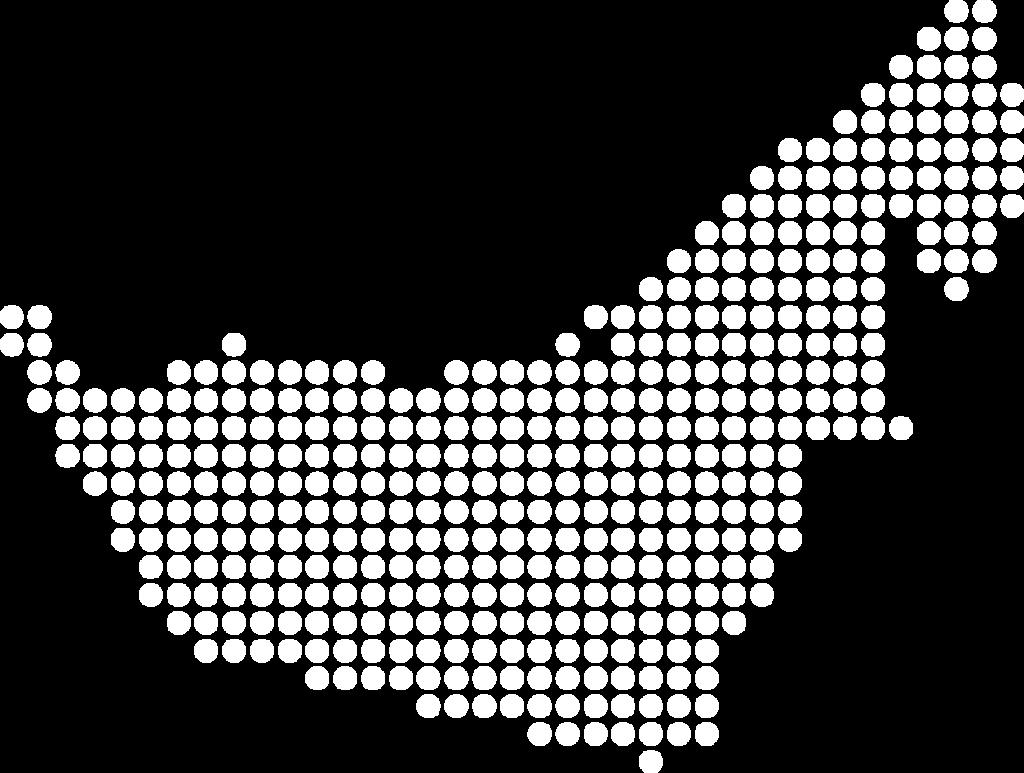 מפה נקודות של איחוד האמירויות